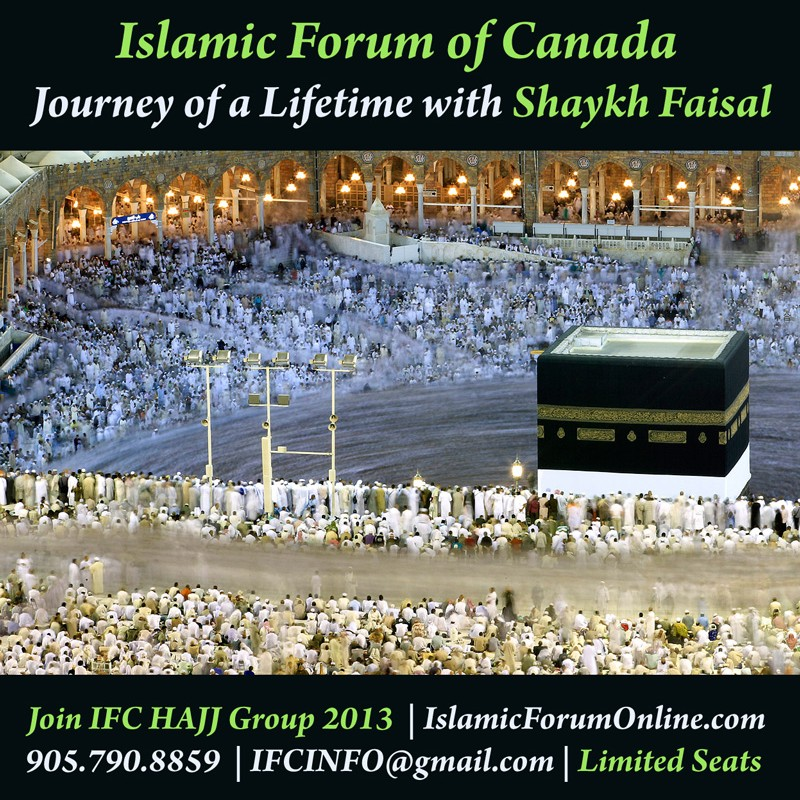 IFC HAJJ Group 2013