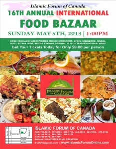 International Food Festival 2013