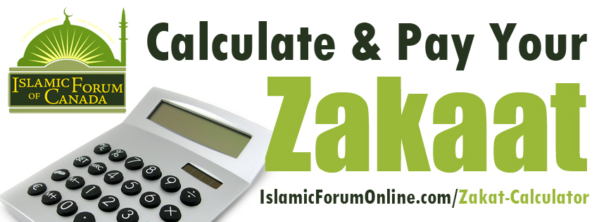Calculate and pay your-Zakaat